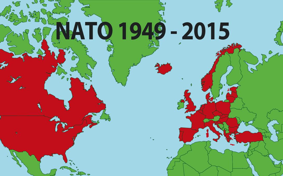 Strucna Historie Nato 1949 2015 Svet Bez Valek A Nasili